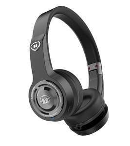 Monster Elements On-Ear Wireless für 203,99€ @ Woosh - kabelloser Over-Ear Kopfhörer mit apt-X, Mikrofon und Touch-Control