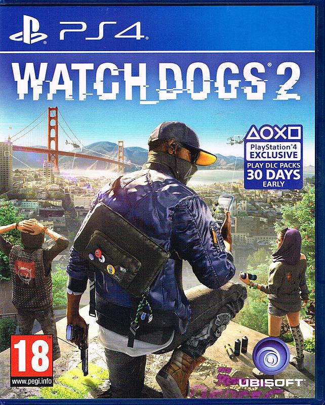online bei gameware.at watch dogs 2 für ps4 und xbox mit gratis versand