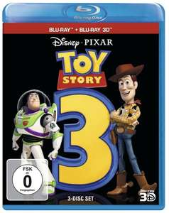 Toy Story 3 (+ Blu-ray 3D)