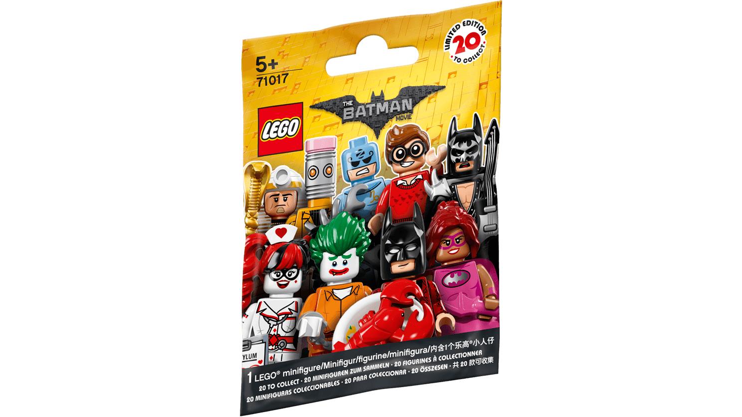 AMAZON PANTRY BOX FÜR 30€ bestellen und GRATIS LEGO Batman Movie Figur + Lindt Valentinstag-Schokolade bekommen