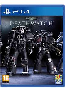 Warhammer 40000: Deathwatch (PS4) für 32,45€ (Base.com)