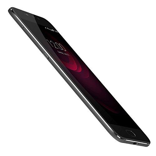 "UMIDIGI Plus - 5,5"" Android 7 Smartphone - Mali-T860, Helio P10 Octa-Core, 4GB Ram, 32GB Rom, LTE"