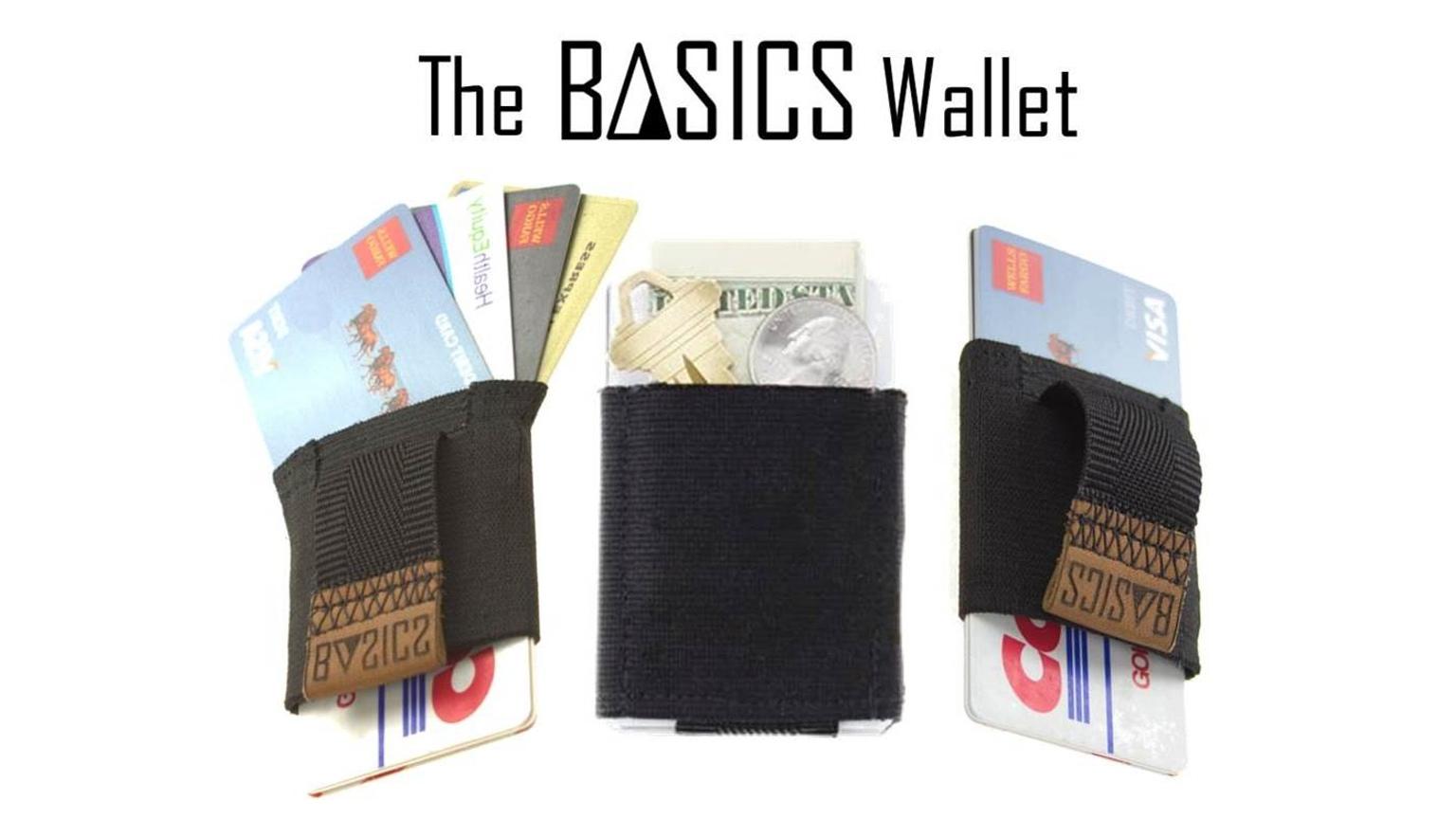 - 46 % - Geniale Geldbörse - Basic Wallet von Nomatic - 3 Stk. für 33,76€ € statt 62,55 € // nur 11,25 € p. Stk. (statt 20,85 € p. Stk.)