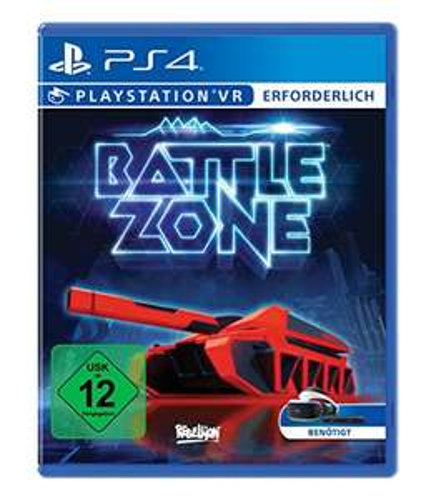 Battlezone (PS4-VR) für 27,11€ inkl. VSK (Amazon.de)