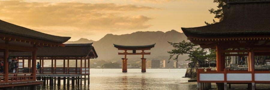 Flüge von Rom / Paris - JAPAN (Tokio) - London für £ 240 / 278€!