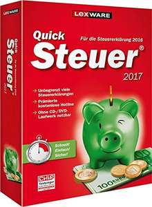 QuickSteuer 2017 @ amazon
