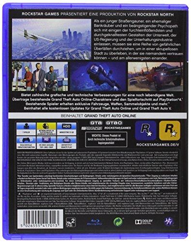 GTA5 für 28,99 bei Amazon.de (PS4 + XBO)