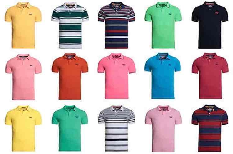Ebay: Superdry Poloshirts (verschiedene Modelle) für je 19,95€