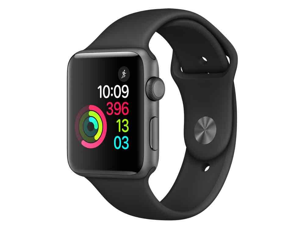 Apple Watch Series 2 42mm + Gratisarmband dazu