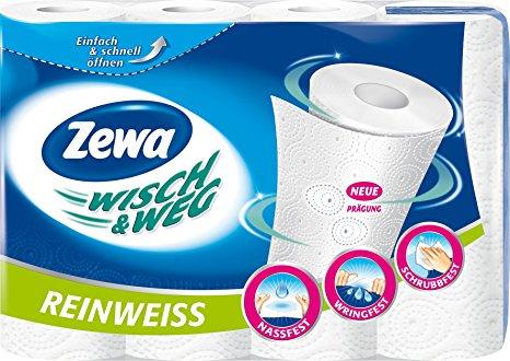 Zewa Wisch & Weg Küchenrollen versch. Sorten für nur 0,89€ (Angebot+Coupon) bei Kaufland ab Donnerstag 09.02.