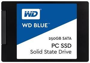 Western Digital Blue SSD 250GB 2.5 für 79,98€ @ Computeruniverse