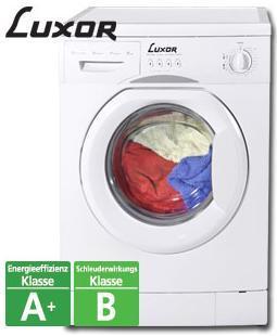 Waschmaschine 7kg, 1200 U/min, Energieklasse A+ bei Real für 199 Euro