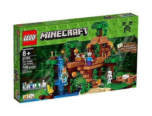 Lego Minecraft - Das Dschungel-Baumhaus für 62,26€ (Amazon.co.uk)