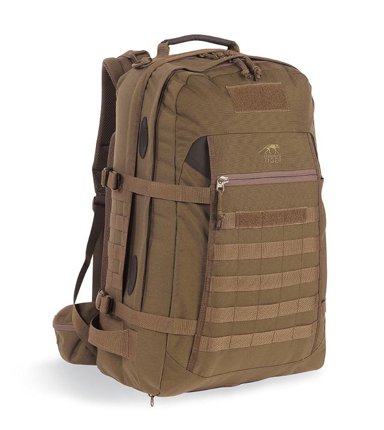 Tasmanian Tiger - TT Mission Pack - 37 Liter Rucksack in Coyote Brown für 122,90€