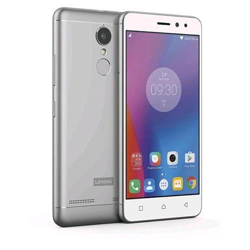 "Lenovo K6 Gold, Schwarz, Weiß [12,7cm (5"") FHD-Display, Dual Sim, Android 6.0, 1.3GHz Octa-Core, 13MP, LTE, Dolby Atmos] für 161,69 € [amazon.it]"