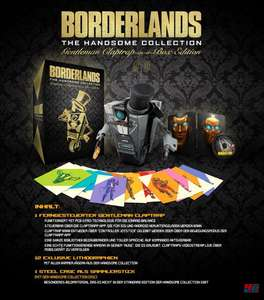 Borderlands: The Handsome Collection Claptrap-In-A-Box Gentleman Edition PS4/XBOX ONE (2K.com)