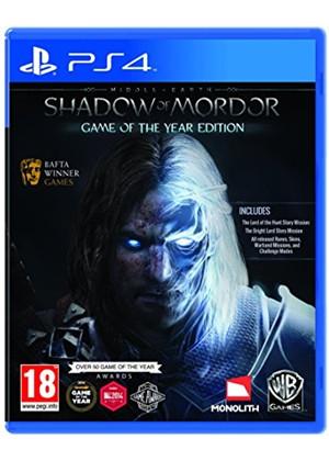 Mittelerde: Mordors Schatten - GOTY-Edition (PS4 / XBO) für 16,52€ [Base]
