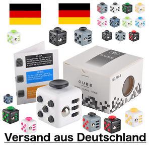 Fidget Cube Trendwürfel (Galileo) aus Deutschland @eBay