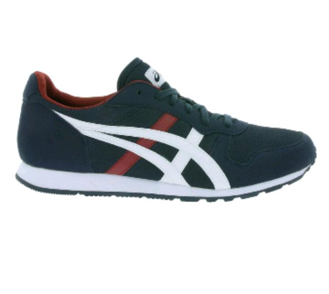 [Outlet46] asics Temp-Racer Sneaker Blau Weiß Rot (inkl VSK in D) Gr. 40 -45