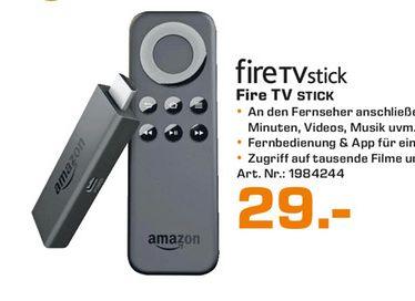 [Lokal Saturn Frankfurt/Gießen/Offenbach und Neu -Isenburg] Amazon Fire TV Stick für 29,-€