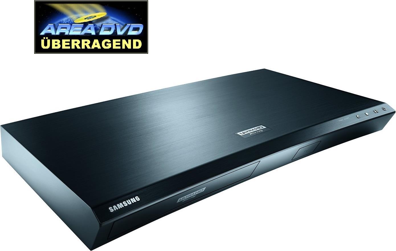 Schweiz: Samsung UBD-K8500 für 199 CHF inkl VSK @Digitec.ch - 4K 3D Blu-ray Player