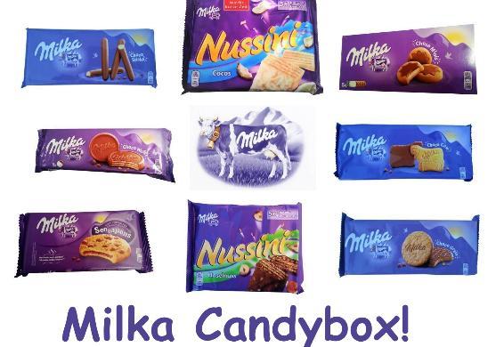 Milka Candybox