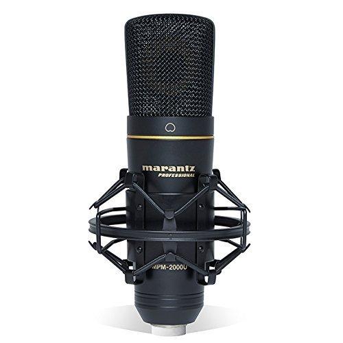 Marantz MPM-2000U Kondensatormikrofon für 33,22€ [Amazon.com]