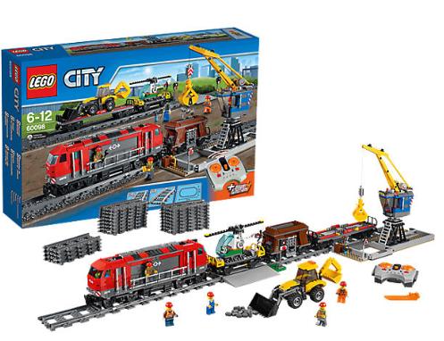 15% Rabatt auf Lego City Artikel ab einem MBW von 39€ bei [MyToys] z.B. Schwerlastzug 60098 für 113,14€