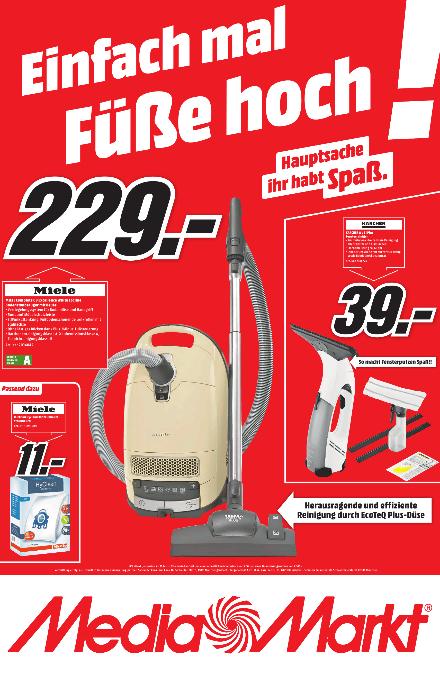 Kärcher WV71 Plus [ Mediamarkt Memmingen ]