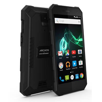 [Büroshop24] Archos 50 Saphir Dual-SIM-LTE-Outdoor Smartphone 12.7 cm (5 Zoll) 1.5 GHz Quad Core 16 GB 2 GB RAM 5000mAh Android 6.0 für 180,50€