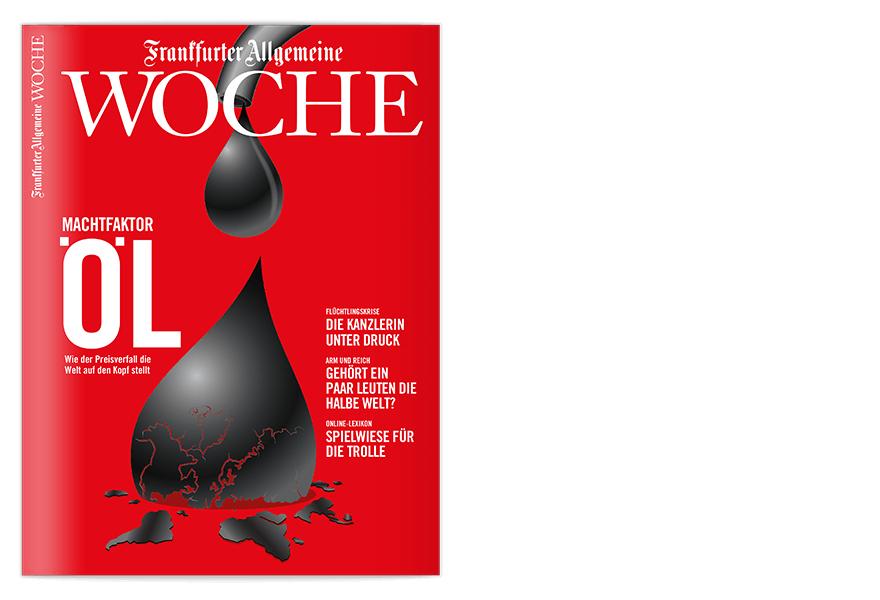 3 x Frankfurter Allgemeine Woche (print) gratis