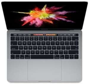 "[Computeruniverse@Rakuten] Apple MacBook Pro 13,3"" Late 2016, MNQF2D/BTO, Touchbar, 3,3 GHz i7, 16GB RAM, 512GB SSD spacegrau"