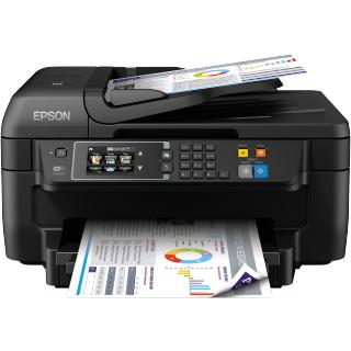[expert] Epson WorkForce WF-2760DWF 4-in-1 Multifunktionsdrucker für 88€ + GRATIS Tintenpatrone Black 16XXL im Wert von 30€