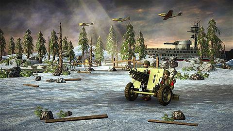 Battle Islands Commanders für [Xbox One] GB Marktplatz Freebie