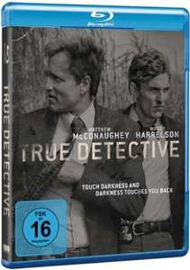 »True Detective« Staffel 1+2 (BluRay) für 23,88€ bei Alphamovies