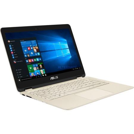 """[zackzack] ASUS Zenbook UX360CA-C4183T - 13,3"""" Subnotebook mit FullHD-Touch Display, 256GB SSD und 8GB Ram für 839€"""