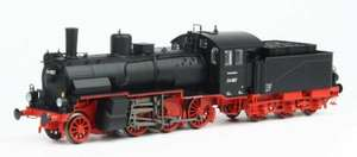 Modellbahn Brawa Best.-Nr. 40466 Dampflok BR54, DR, Ep.III, DC, H0 bei elriwa