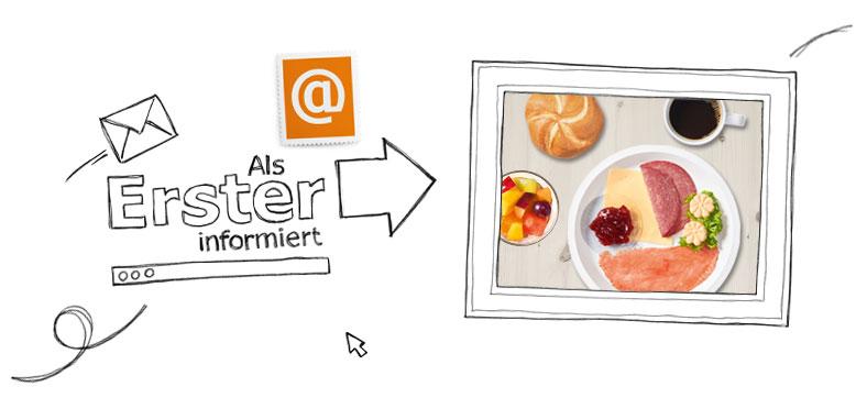 [IKEA-FAMILY] Für Newsletter eintragen und gratis-Frühstück sichern (FRUKT FRUKOST)