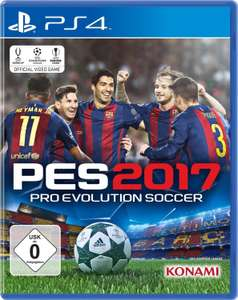 [PSN Store] Pro Evolution Soccer 2017 (PS4) für 19,99€.