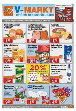 V-Markt ...1 Kiste Franziskaner Hefeweißbier + 1 Flasche Natur Russ und 1 Flasche Kellerbier gratis