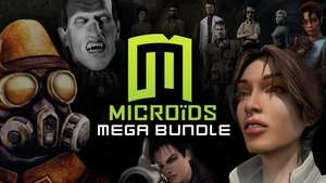 Microids Mega Bundle ab 1,09€ [Bundle Stars] [Steam]