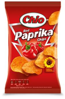 [Lokal: Kaltenkirchen - Globus Baumarkt] Chio Red Paprika Chips