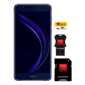 Honor 8 32GB + 64GB MicroSDXC  @vmall Valentine's Day 48-Hour-Deal