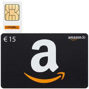 [eBay] Callmobile SIM + 15€ Amazon Gutschein Kovac