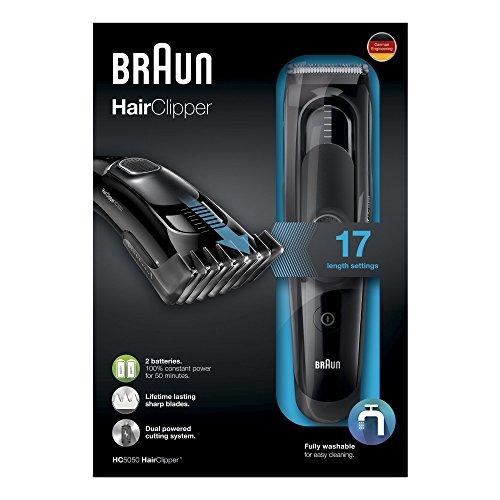 amazon - Braun Haareschneider 31,99€ statt 40,24€!