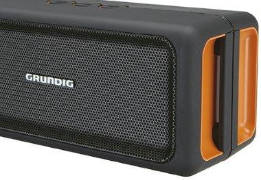 Grundig Bluebeat GSB 120 schwarz / orange