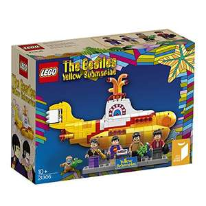 [Amazon IT] Lego 21306 - Ideas The Beatles Yellow Submarine (ab 21.02.17 lieferbar)