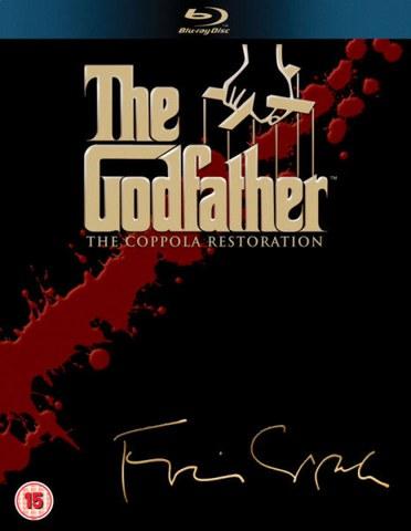The Godfather Trilogy: Coppola Restoration (Blu-ray) für 11€ (Zavvi)