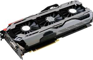 Inno3D iChill Geforce GTX 1080 X4 für 554,81€ [Vorbestellung] [Amazon.co.uk]