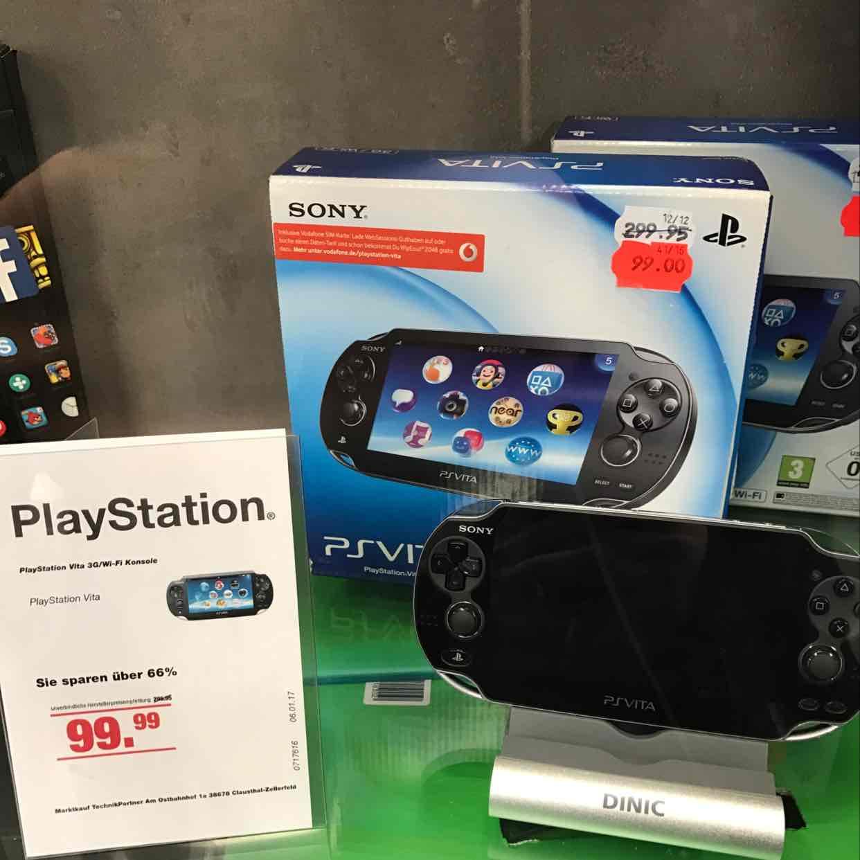 PS Vita 3G bei Marktkauf/EP evtl Lokal